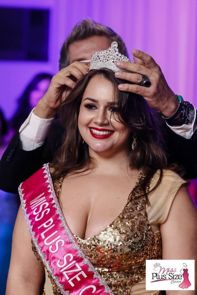 Jéssika Lima - Miss Plus Size Carioca 2017 Foto: Pablo Rocha #MônicaSilvaMakeup #Maquiagem #Beleza #Portfólio #MaquiadoradasMisses #MissPlusSizeCarioca maquiagem maquiador(a) consultor(a)