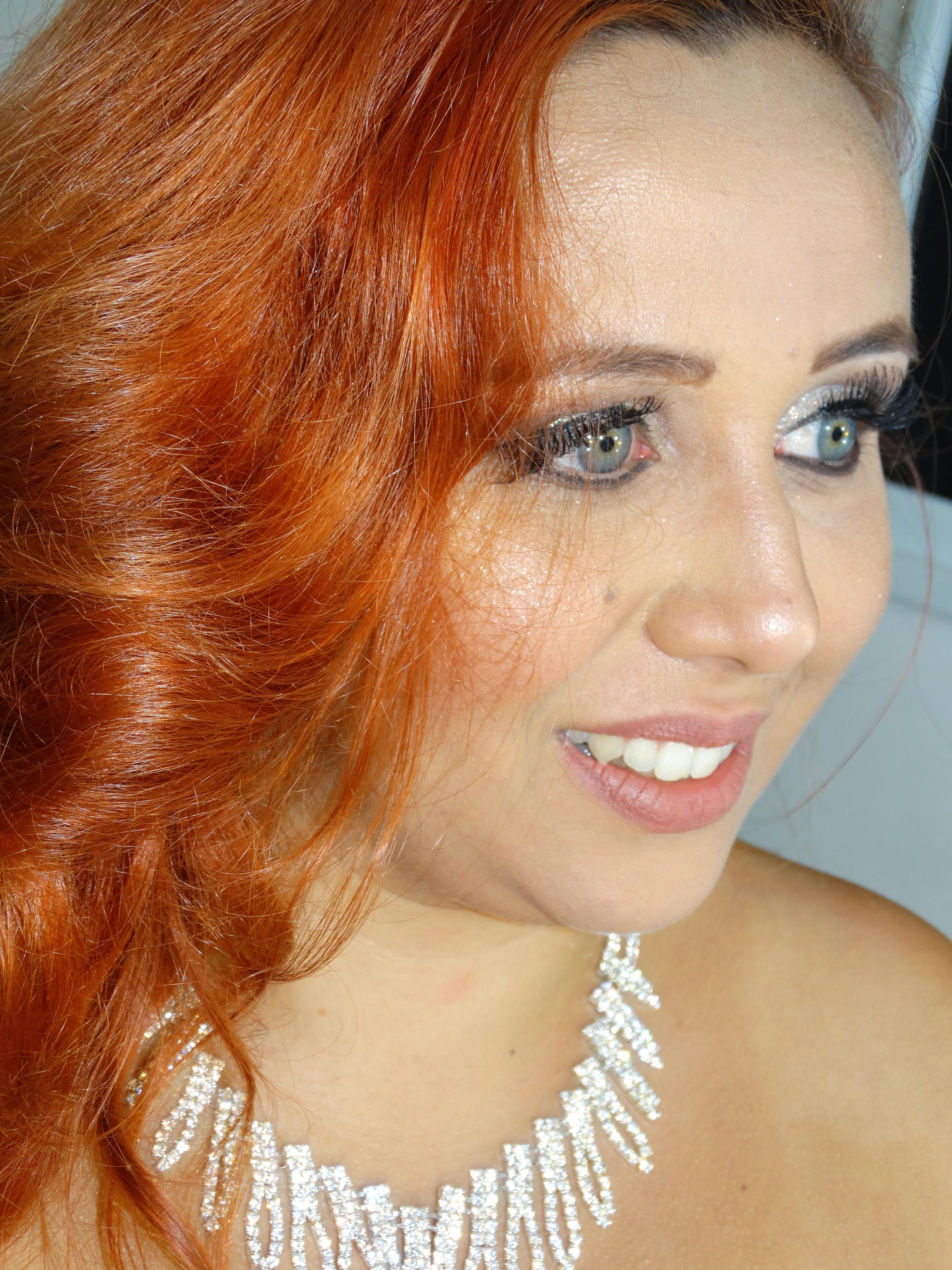 Modelo Melissa Almeida #MônicaSilvaMakeup #Maquiagem #Noivas #Portfólio maquiagem maquiador(a) consultor(a)