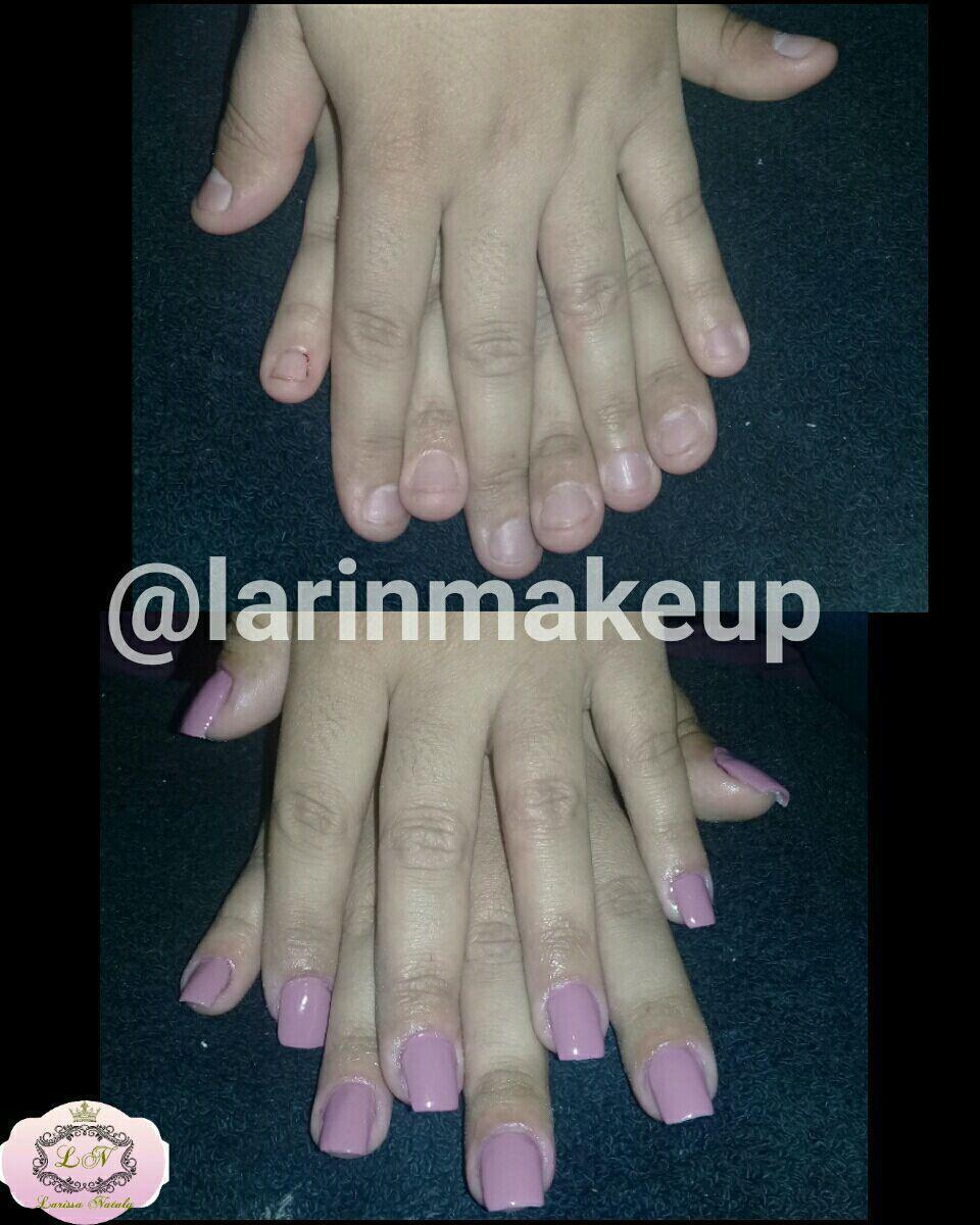 Alongamento de unha ... técnica: Porcelana unha maquiador(a) designer de sobrancelhas manicure e pedicure depilador(a) gerente recepcionista