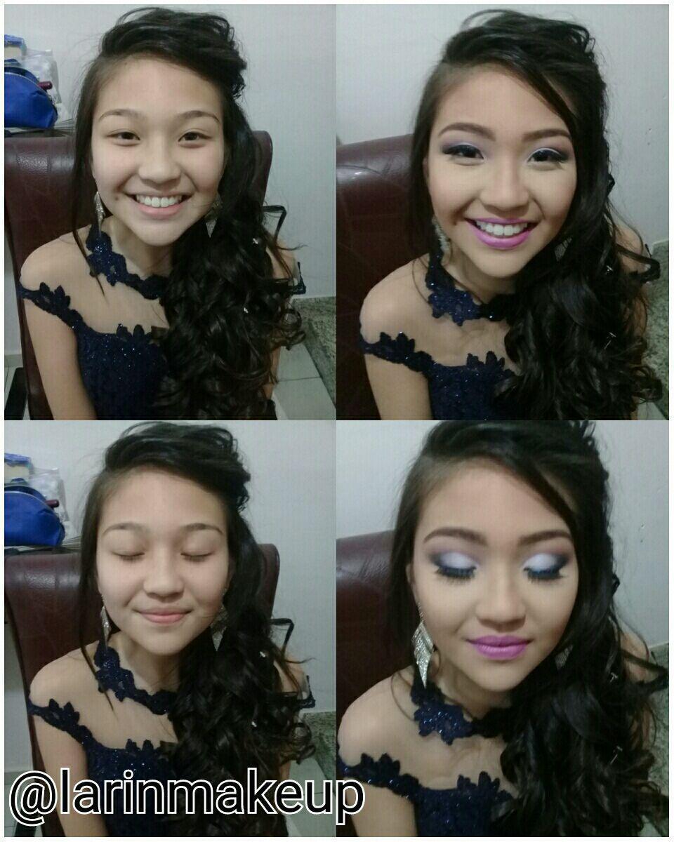 Maquiagem de Debutante maquiagem maquiador(a) designer de sobrancelhas manicure e pedicure depilador(a) gerente recepcionista