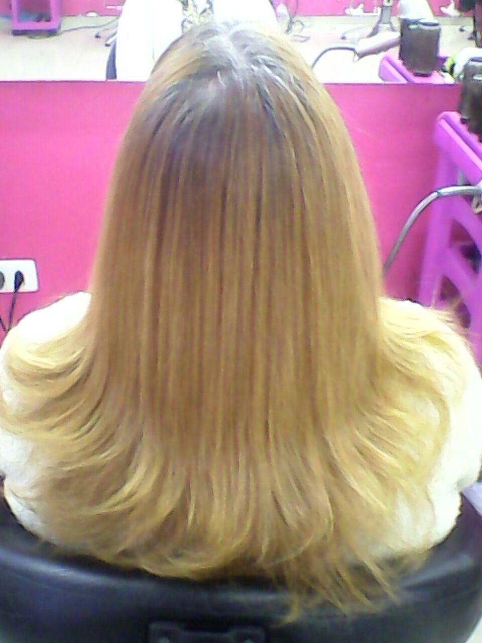 #Progressiva #Perfect;) #Amooquefaço cabelo auxiliar cabeleireiro(a) cabeleireiro(a)