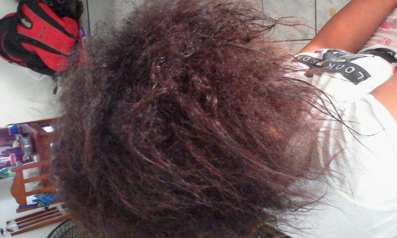 #Toda Mulher e uma rainha #Antes cabelo auxiliar cabeleireiro(a) cabeleireiro(a)