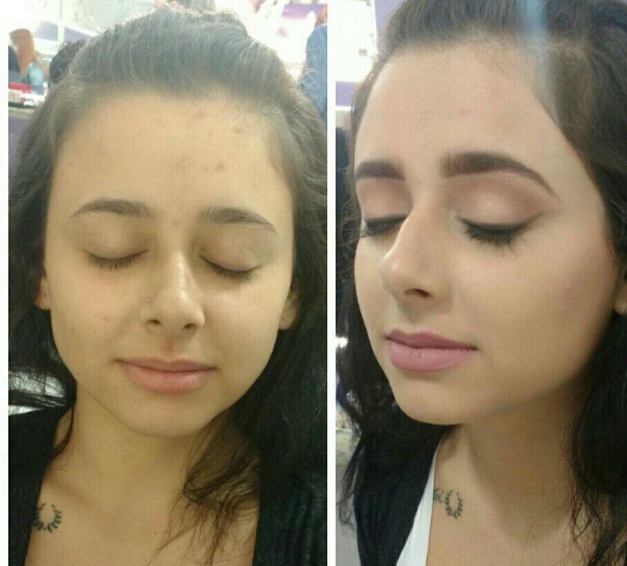 maquiagem designer de sobrancelhas maquiador(a)