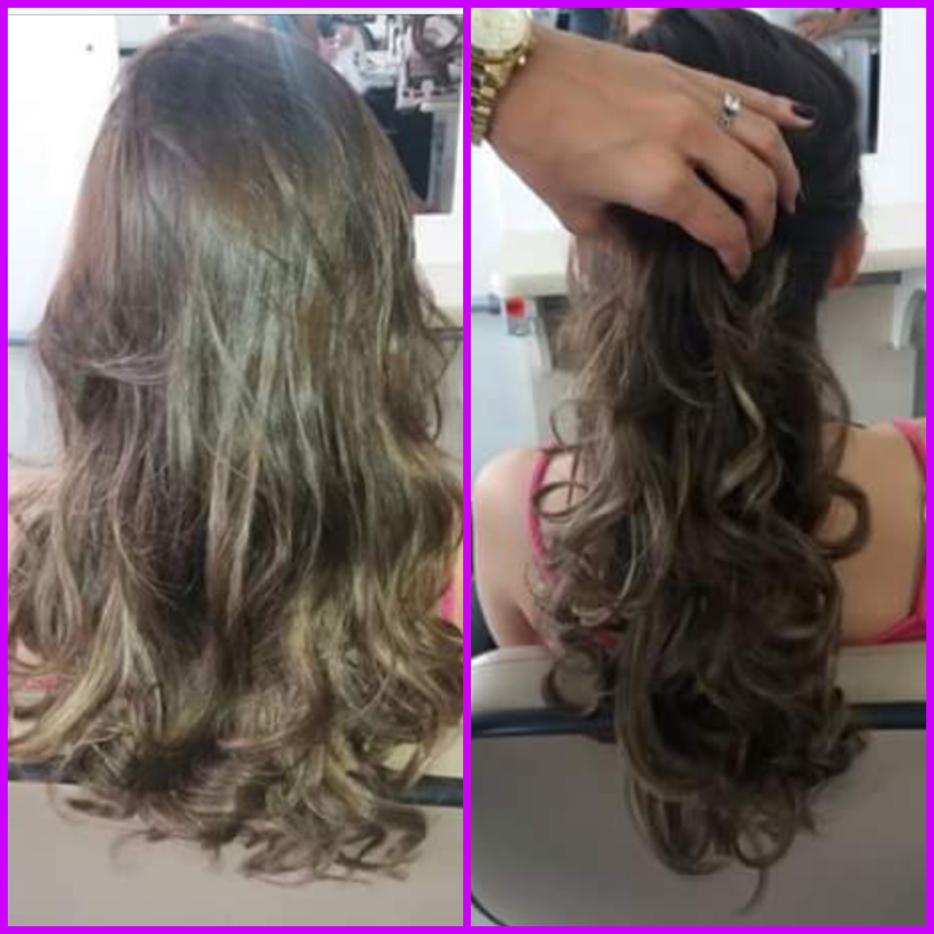 #escovamodelada cabelo auxiliar cabeleireiro(a) depilador(a) cabeleireiro(a)