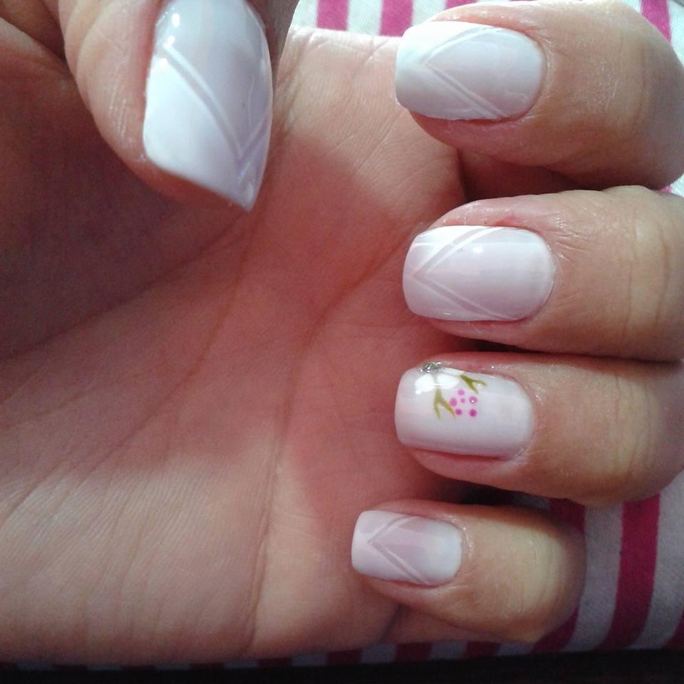 Unha de Noiva unha manicure e pedicure