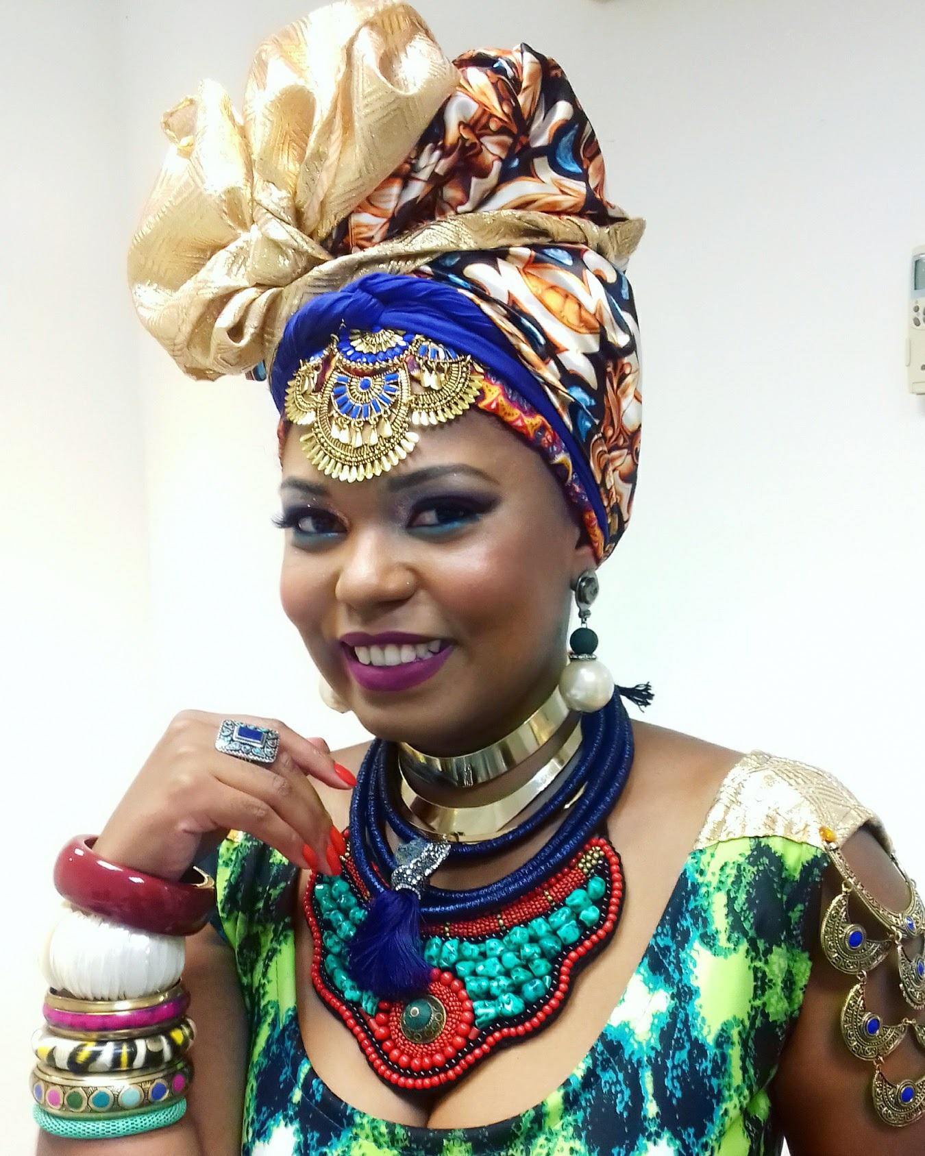 Rainha africana. #festatematica maquiagem maquiador(a) designer de sobrancelhas