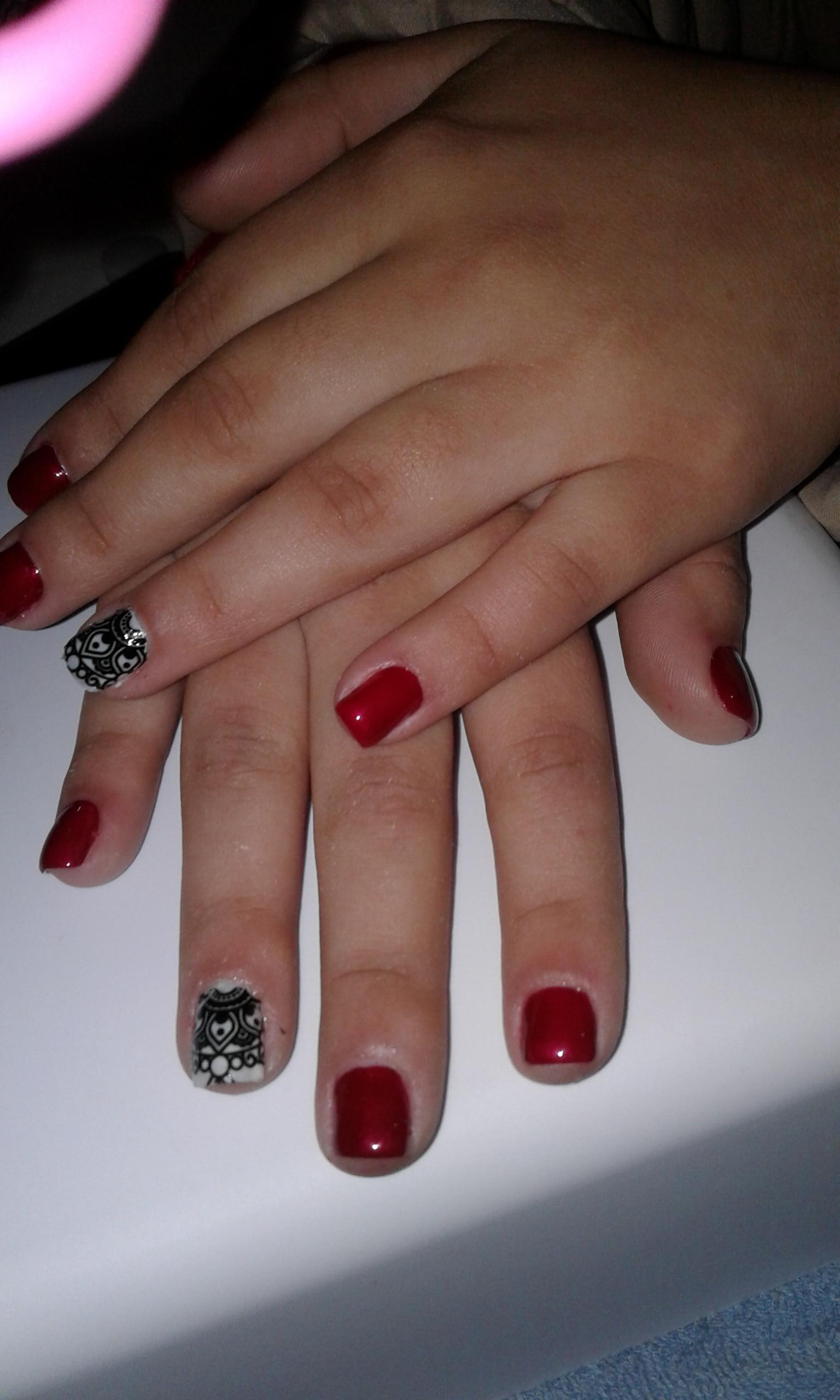 unha manicure e pedicure auxiliar cabeleireiro(a)