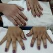 Embelezamento de unhas #unhas #esmaltes