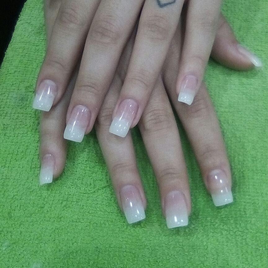 Unhas em gel  unha manicure e pedicure