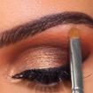 Maquiagem para o aniversário da cliente Luiza