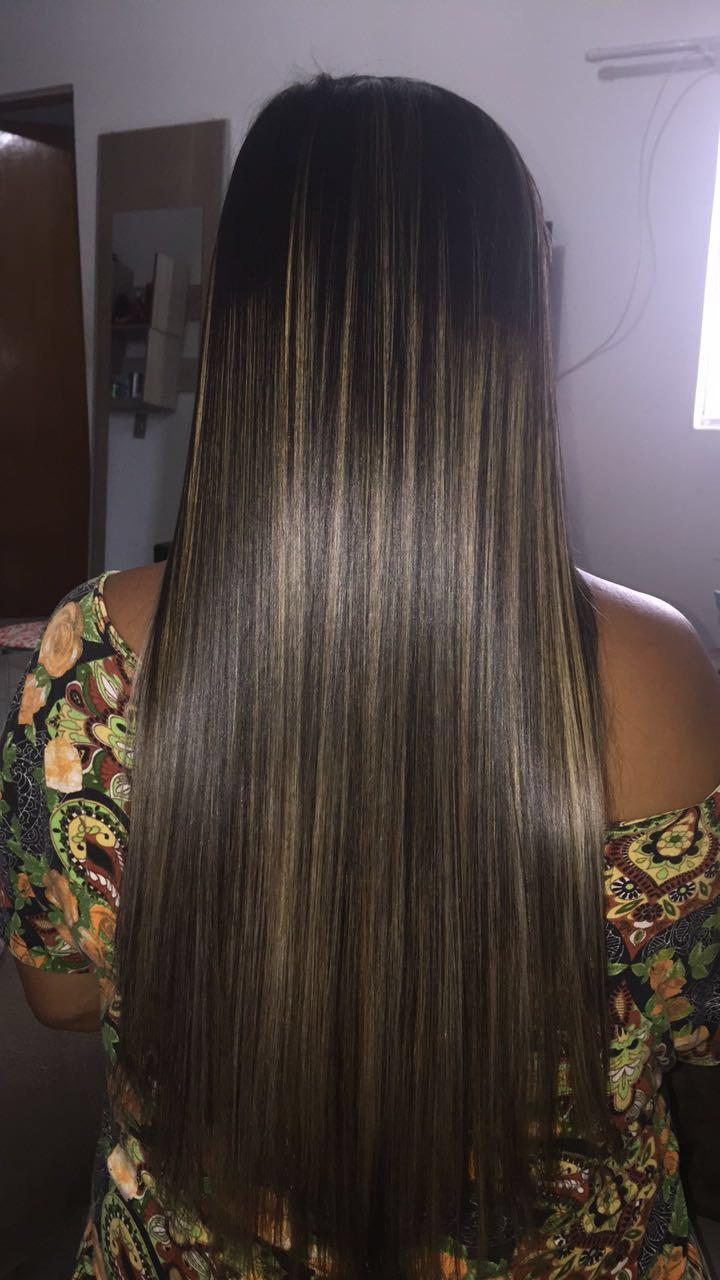 Hidratação , matização , escova e chapinha  cabelo