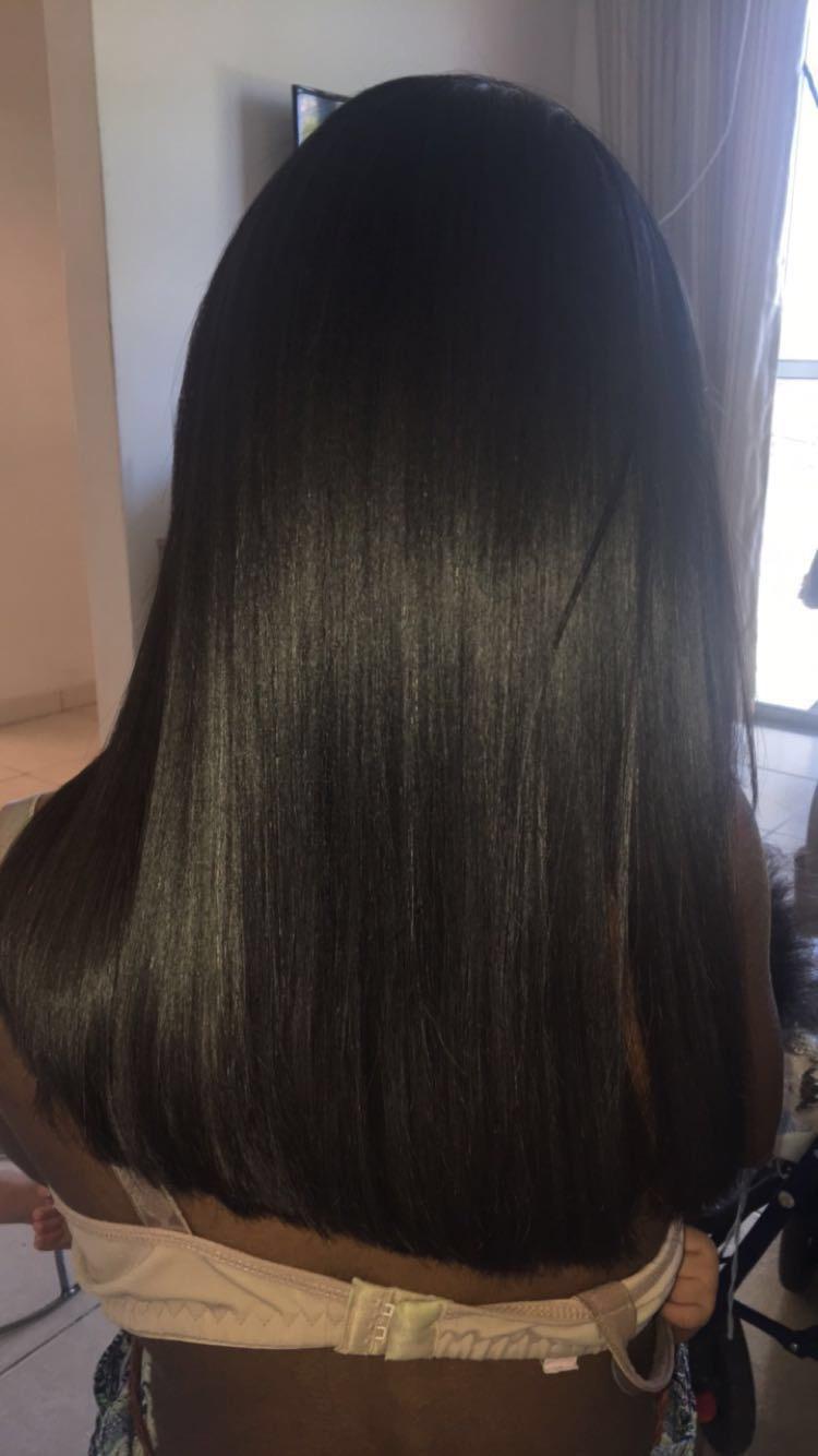 Selagem  cabelo