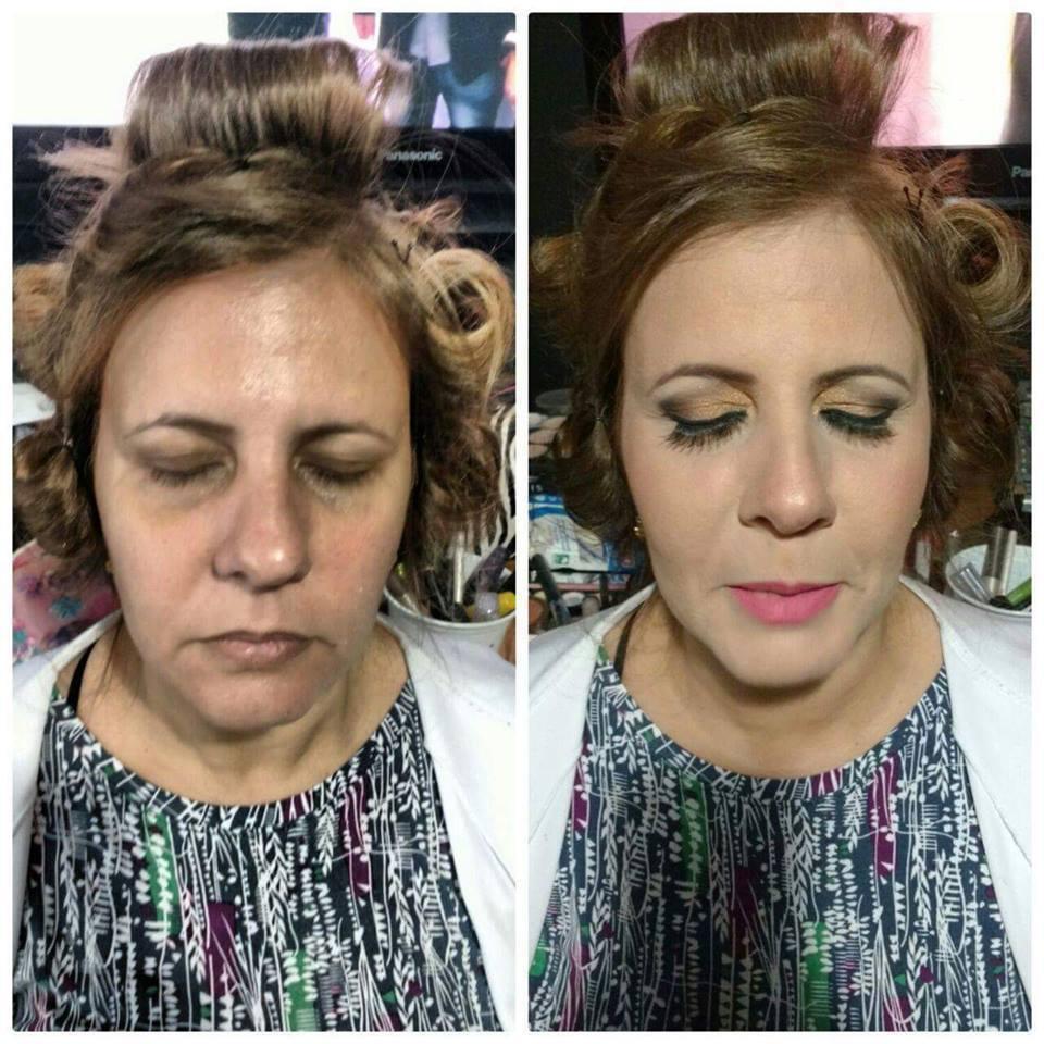 Pele transformada sem exageros maquiagem maquiador(a)