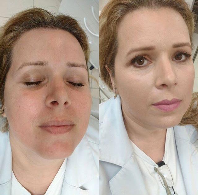 #maquiagem #makeup #beauty #mua #antesedepois maquiagem maquiador(a)