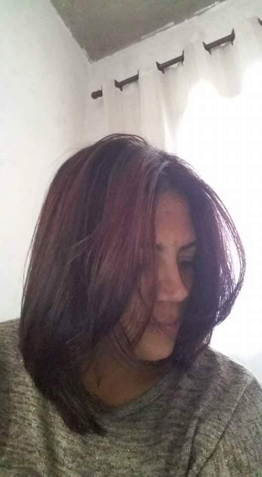 Corte + Escova  cabelo auxiliar cabeleireiro(a) estudante (cabeleireiro)