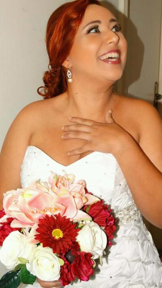 Makeup: Mônica Silva Hair Style: Lucilene Farias  #MônicaSilvaMakeup #Portfólio #Makeup #Noiva #ProduçãodeNoiva  maquiagem maquiador(a) consultor(a)