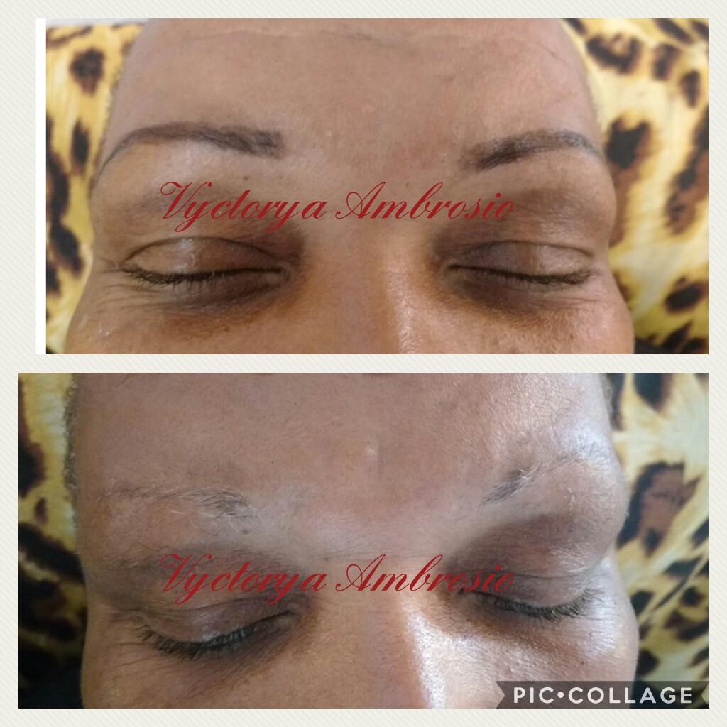 designer com henna estética designer de sobrancelhas micropigmentador(a) gerente