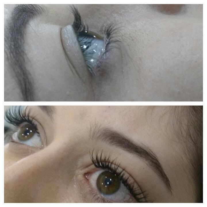Alongamento de cílios Volume Russo estética designer de sobrancelhas micropigmentador(a) gerente