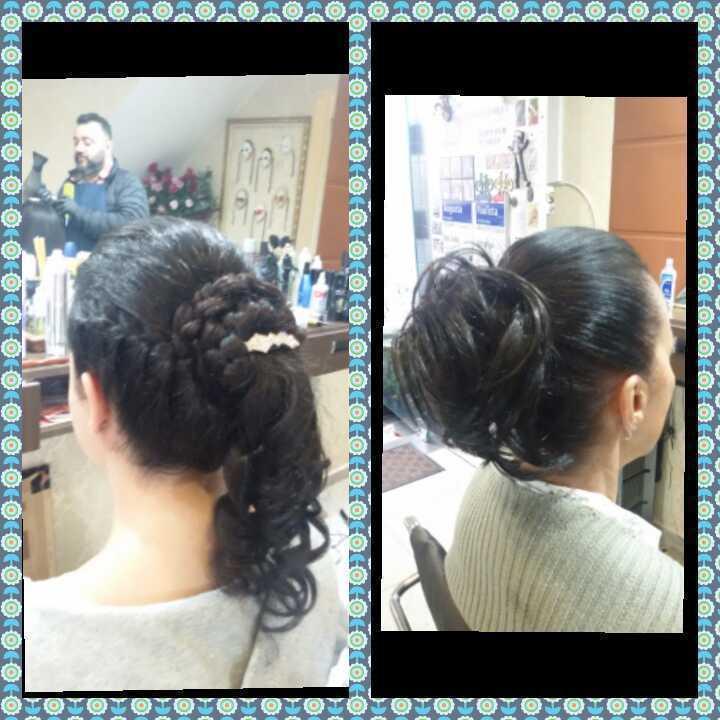 Penteados cabelo cabeleireiro(a)