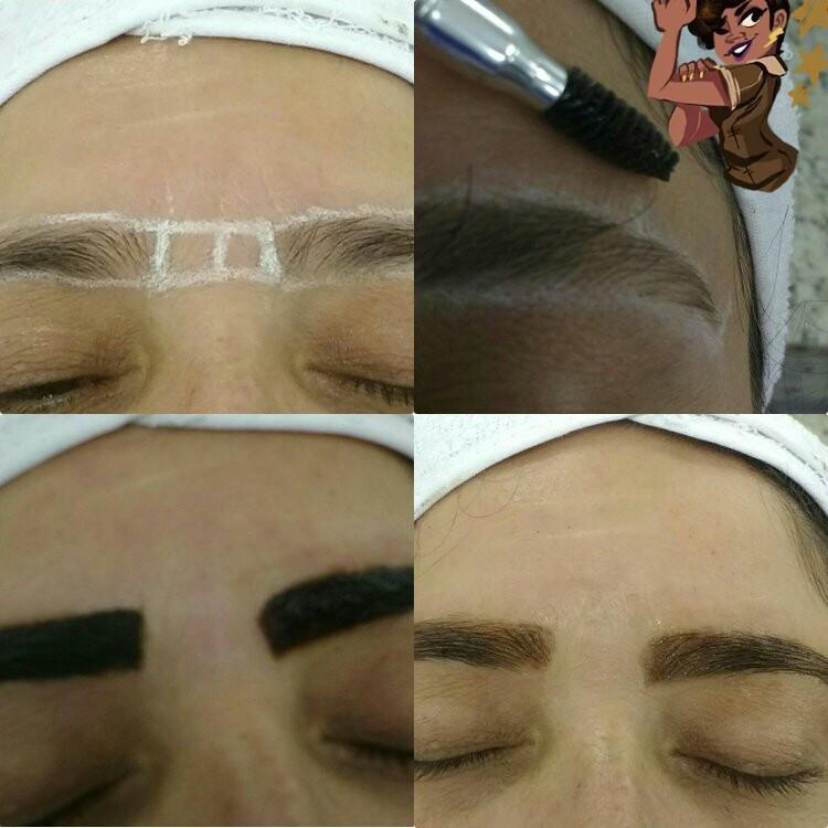 outros designer de sobrancelhas