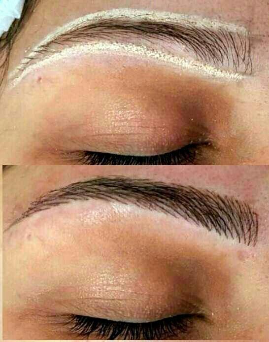Dermopigmentaçao  Micropigmentaçao de sobrancelhas estética micropigmentador(a)