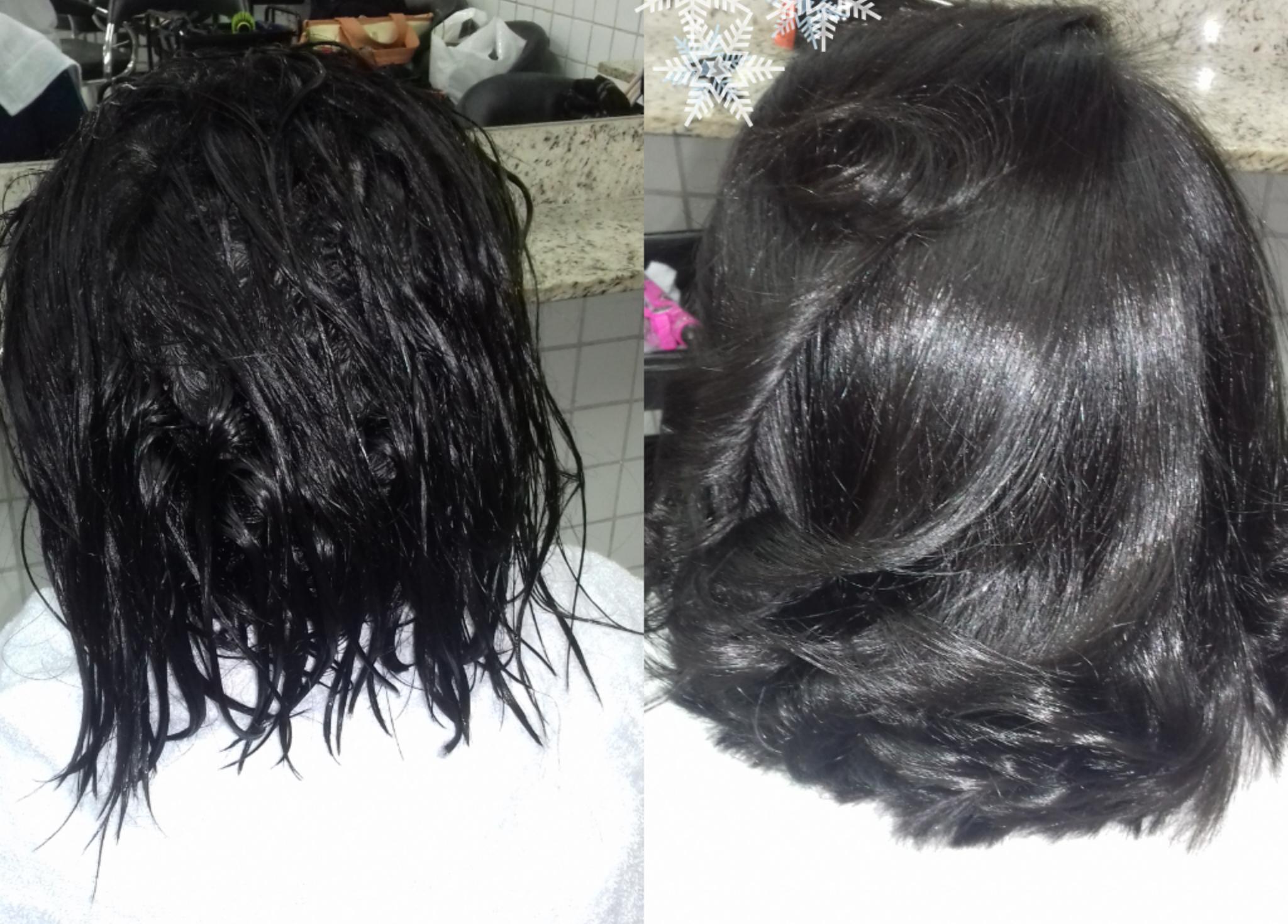#DetoxCapilareEscova cabelo estudante (cabeleireiro) auxiliar cabeleireiro(a) designer de sobrancelhas