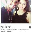 Meu trabalho de MAKEUP para Bruna Marquezine na rede Globo