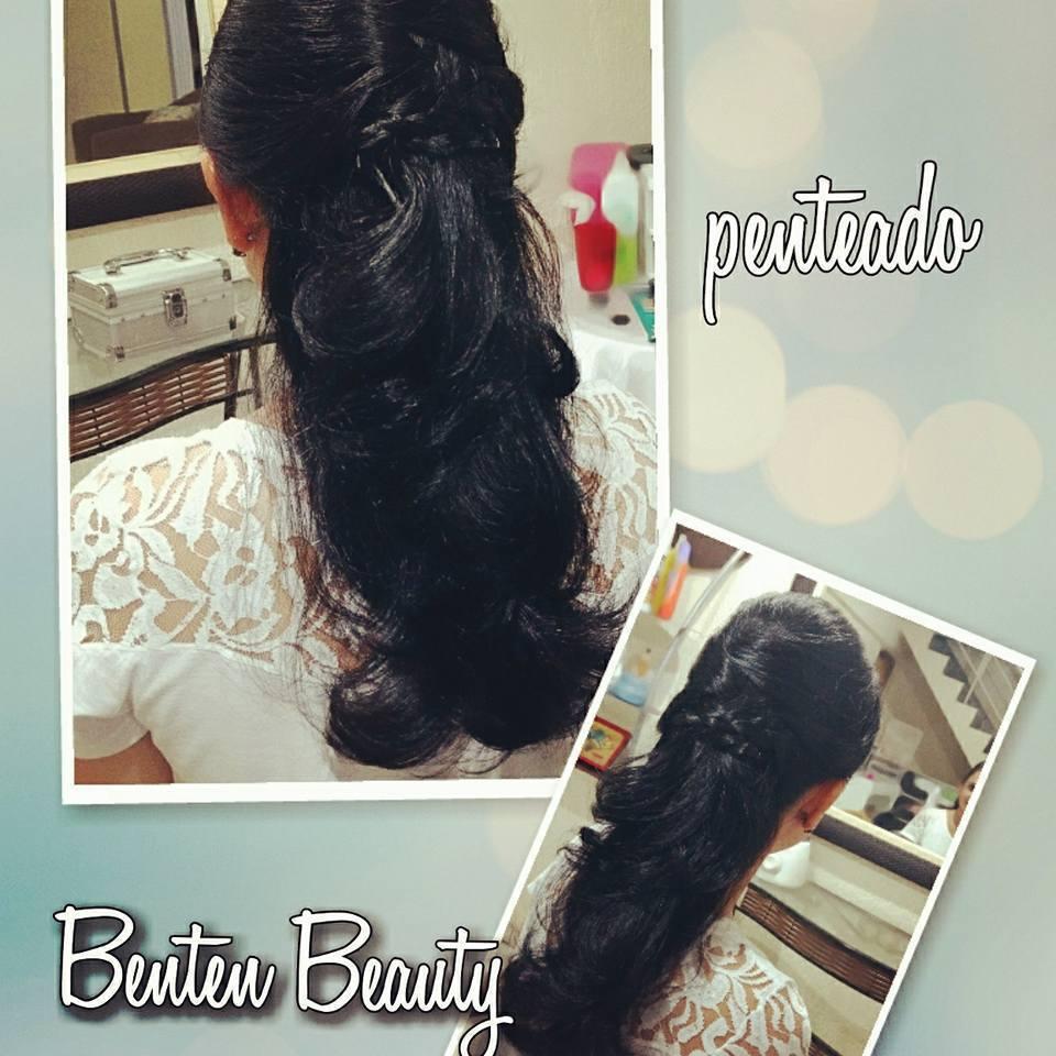#penteado, #bentenbeauty cabelo cabeleireiro(a) depilador(a) designer de sobrancelhas maquiador(a) micropigmentador(a) esteticista docente / professor(a) outros