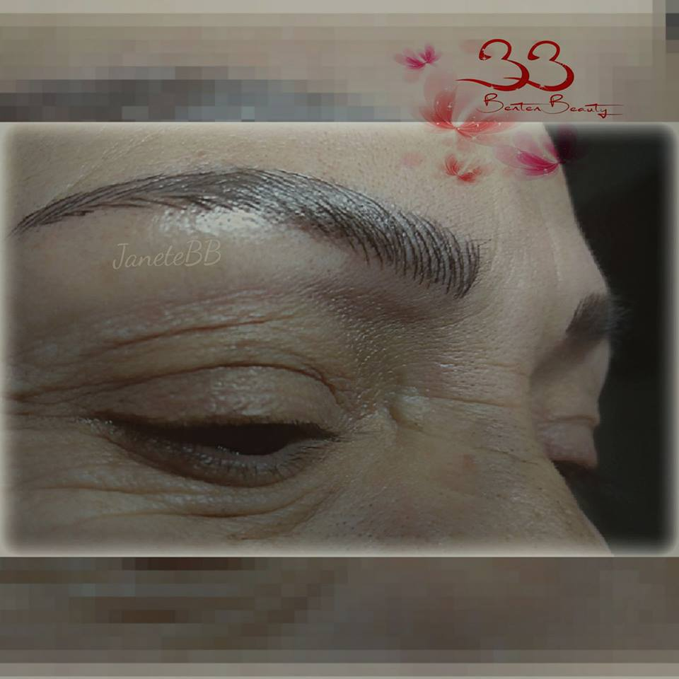 #microblading, #micropigmentação, #embelezamentodoolhar, #bentenbeauty outros cabeleireiro(a) depilador(a) designer de sobrancelhas maquiador(a) micropigmentador(a) esteticista docente / professor(a) outros