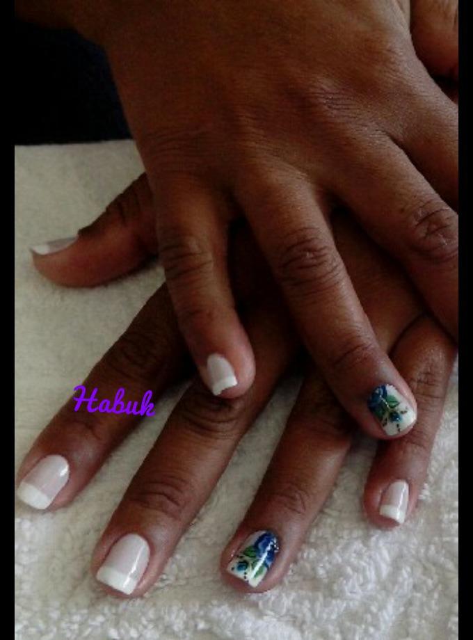Alguns dos meus trabalhos!!! 💅😍💜 unha depilador(a) manicure e pedicure