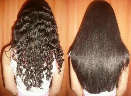 Trabalho de progressiva cabeleireiro(a) cabeleireiro(a)