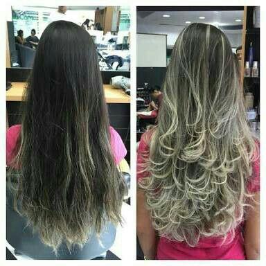 Correção de cor cabeleireiro(a) cabeleireiro(a)