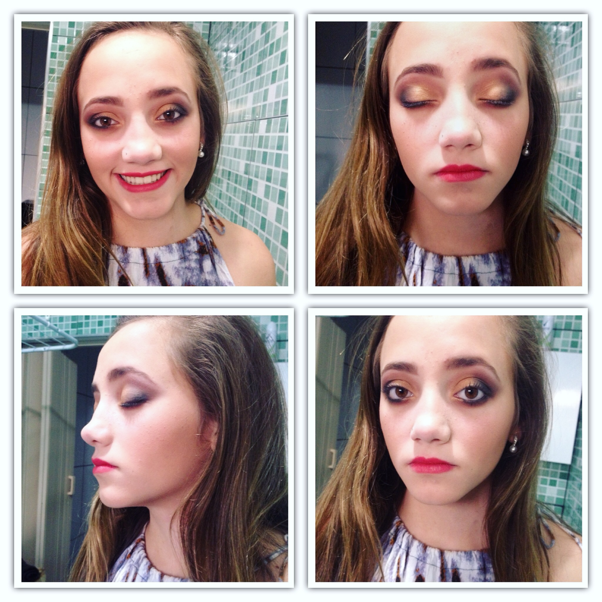 Make up #makeNoite #love #myProfission maquiagem maquiador(a)