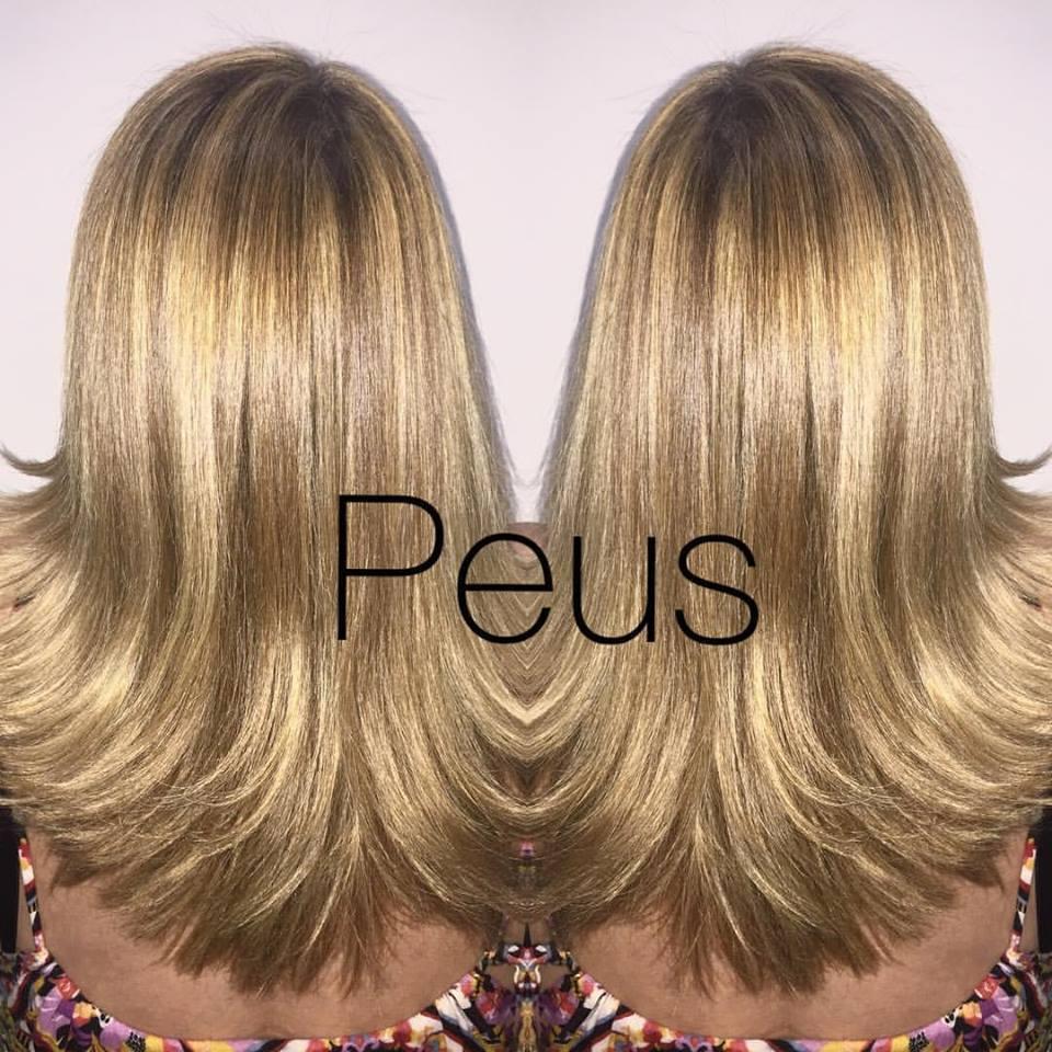 #mechasmel cabelo auxiliar cabeleireiro(a)