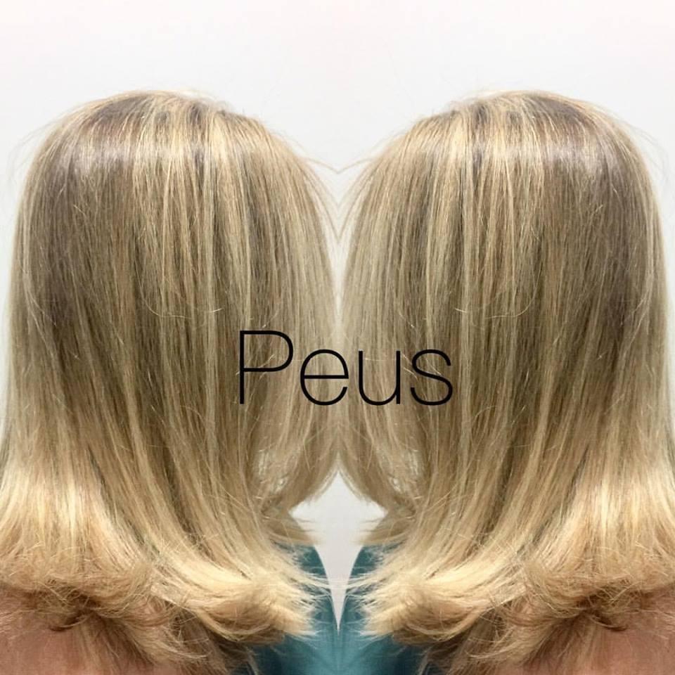 #mechas + #botox cabelo auxiliar cabeleireiro(a)