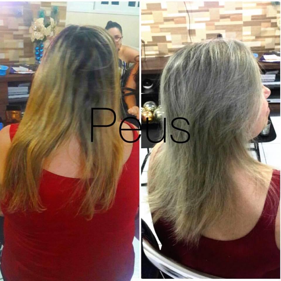 #correcaodecor #mechas cabelo auxiliar cabeleireiro(a)