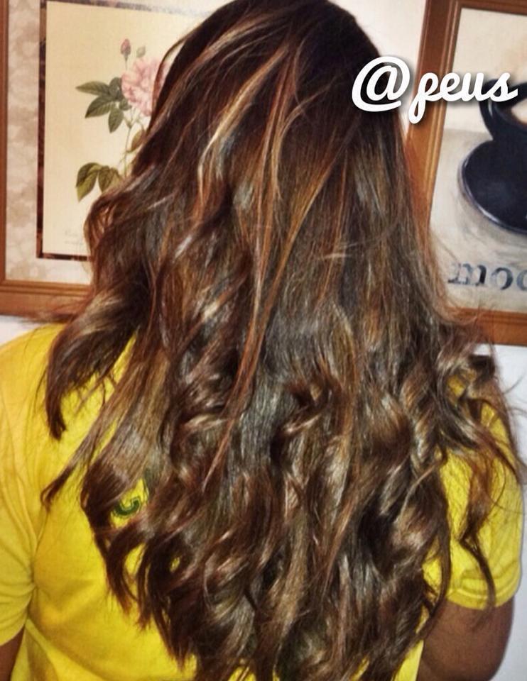 #mechamel cabelo auxiliar cabeleireiro(a)