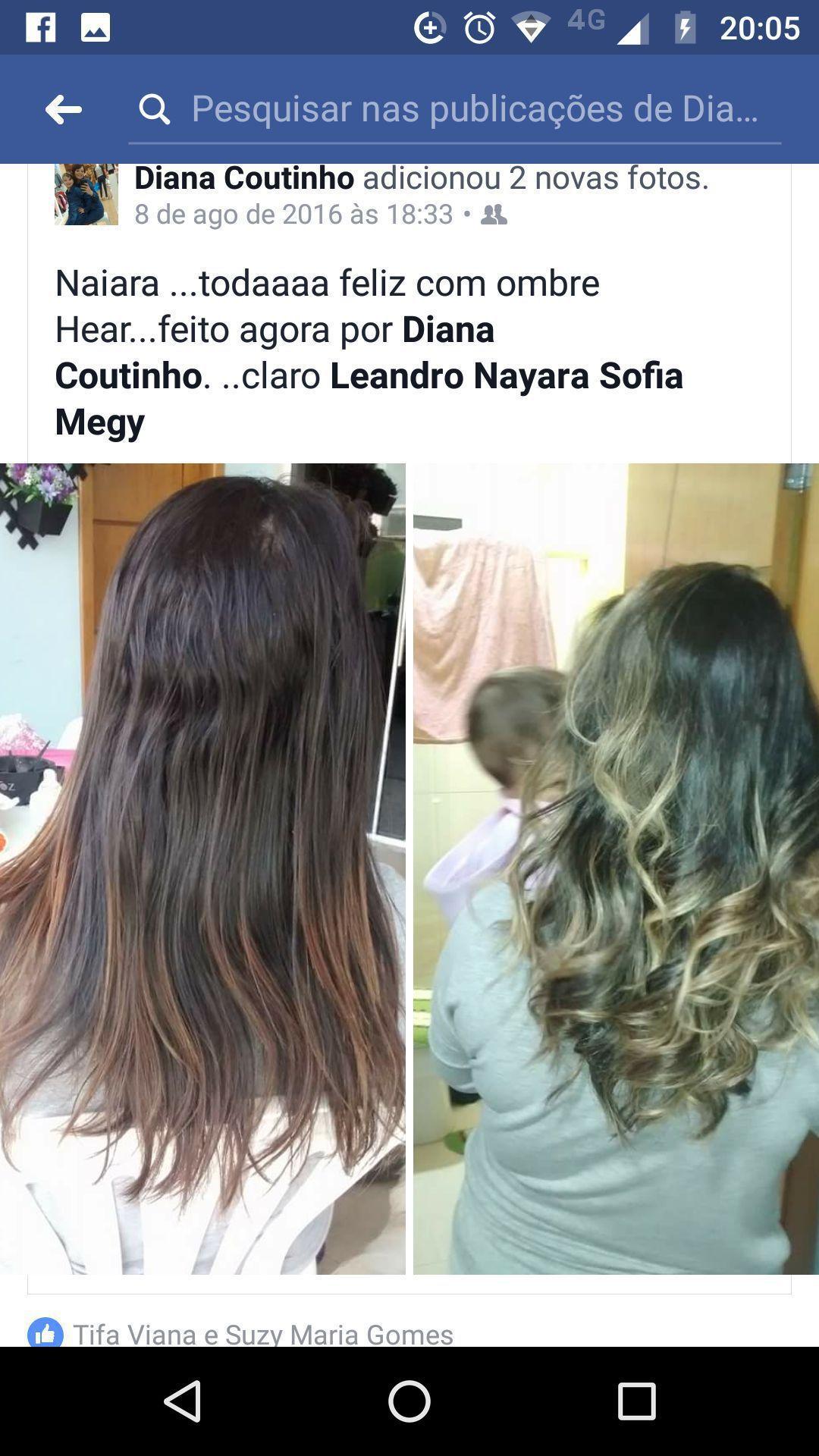 Ombrehair... escova e corte cabelo cabeleireiro(a) cabeleireiro(a) cabeleireiro(a)
