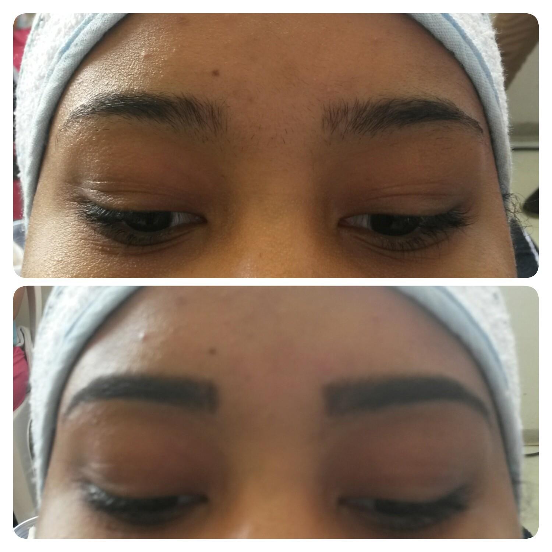 Design de sobrancelhas com finalização em henna #henna #designdesobrancelhas #esteticaporamor outros designer de sobrancelhas estudante (maquiador) esteticista estudante (esteticista)