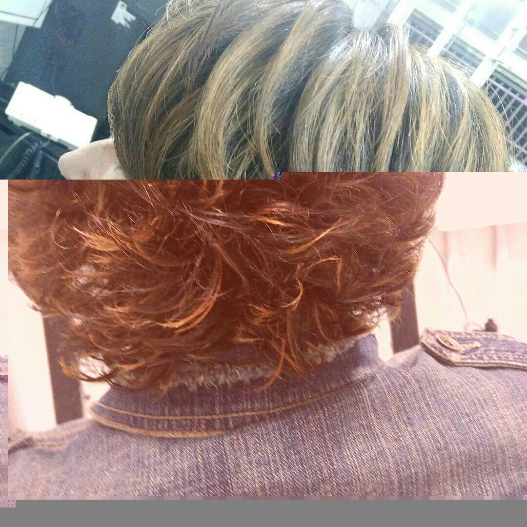 cabelo empresário(a) / dono de negócio