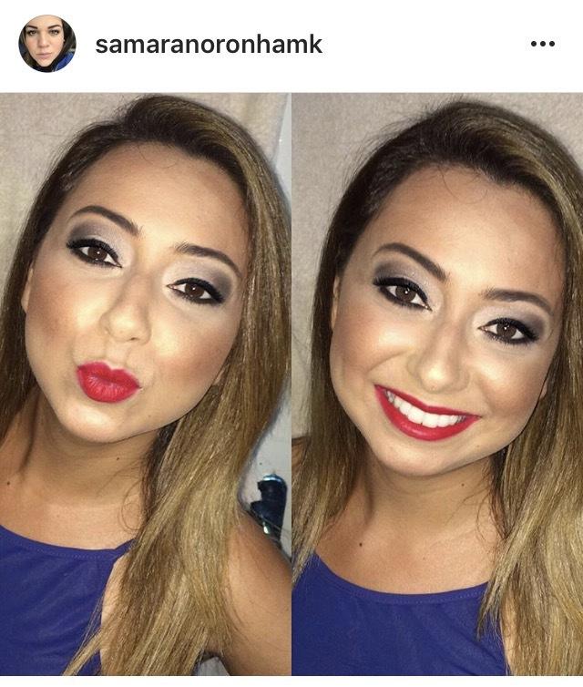 Makeup social maquiagem maquiador(a) cabeleireiro(a)