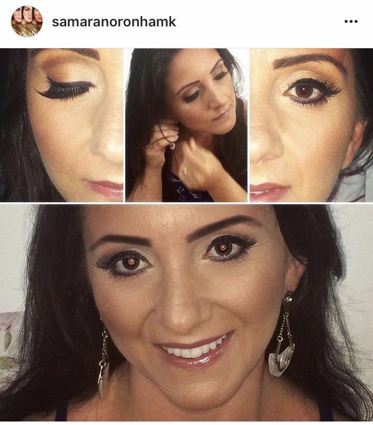 Makeup social para essa mamae linda maquiagem maquiador(a) cabeleireiro(a)