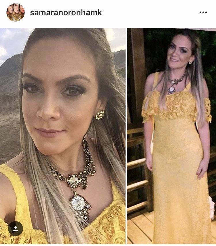 A linda Camilla pronta para casar seu irmão. Cabelo por Lucelia Morais e Makeup por mim maquiagem maquiador(a) cabeleireiro(a)