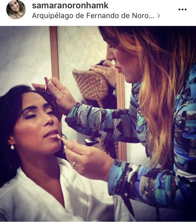 Querida Cynthia Monteiro maquiagem maquiador(a) cabeleireiro(a)