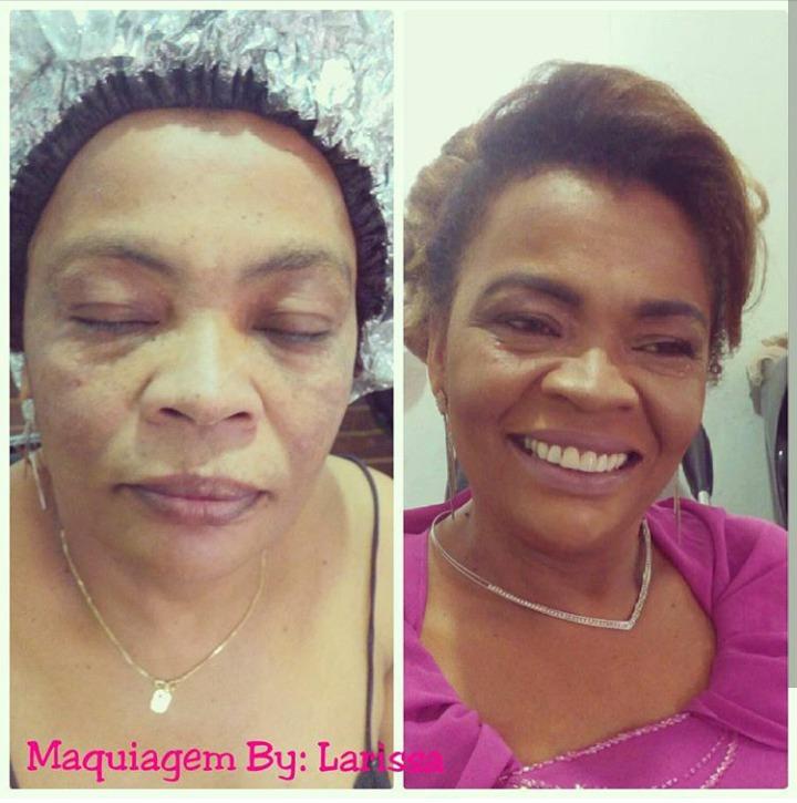 Tratamento de beleza que consiste  na remoção  de pêlos  em excesso  das sobrancelhas + Maquiagem suave , para casamento durante o dia.  maquiagem esteticista assistente esteticista estudante (esteticista)