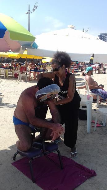 Shiatsu Express na Praia outros massoterapeuta aromaterapeuta acupunturista
