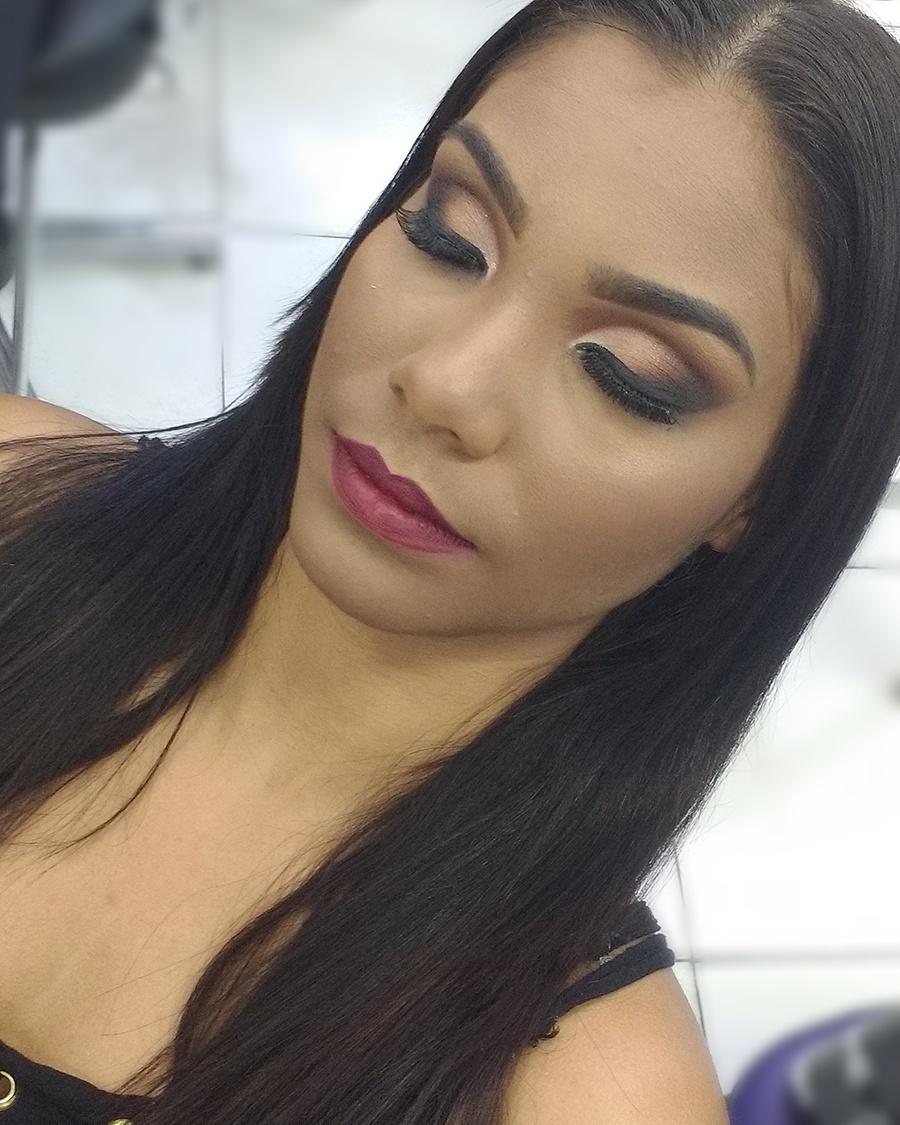 😍😍 #makeupraynascimento maquiagem maquiador(a) designer de sobrancelhas