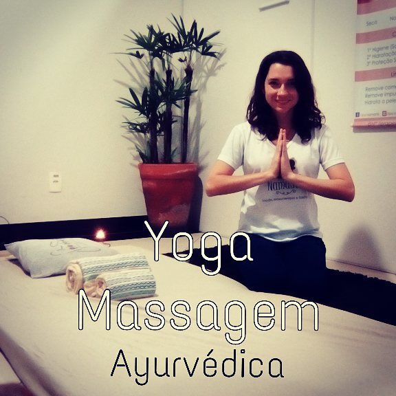 #yogamassagem #massagemayurvédica outros massagista terapeuta enfermeiro(a) esteticista