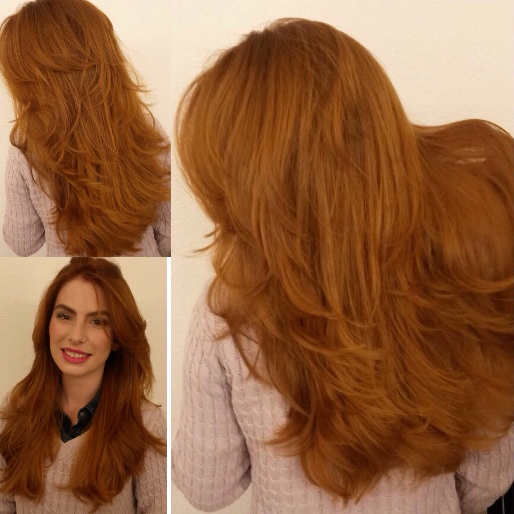 #ruiva# cabelo cabeleireiro(a)