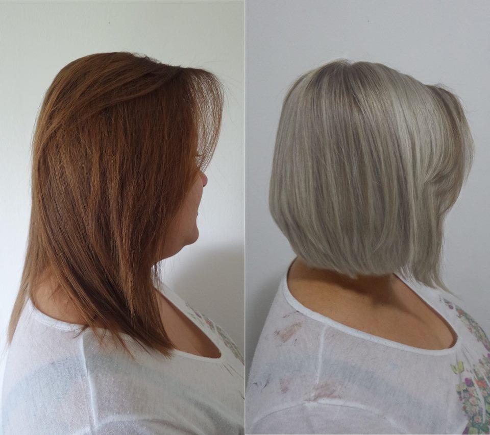 Loiro Platinado ,Belíssimo,  Raiz esfumada , #blond #keune #hairstylistdavyd  cabelo cabeleireiro(a)